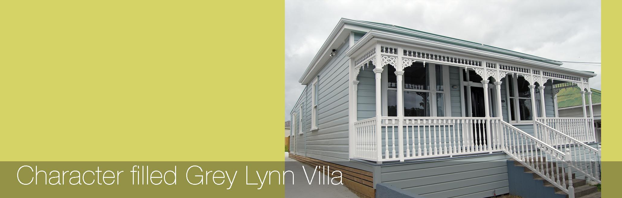 Villa photo banner